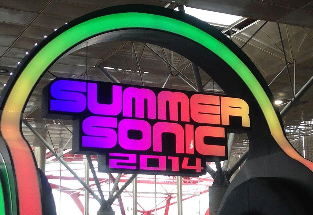 SUMMER SONIC 2014, TOKYO