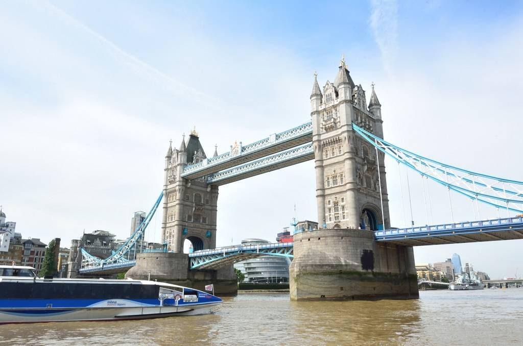 タワーブリッジ, イギリス, 旅行