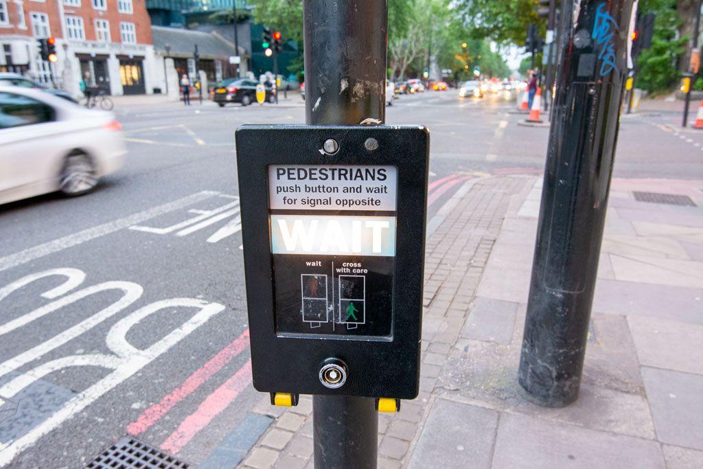 信号機, イギリス, ロンドン, 旅行